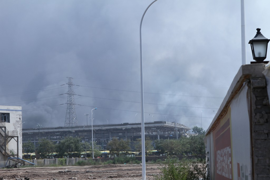 Behind the Tianjin Explosions, a Simple But Deadly Chemistry