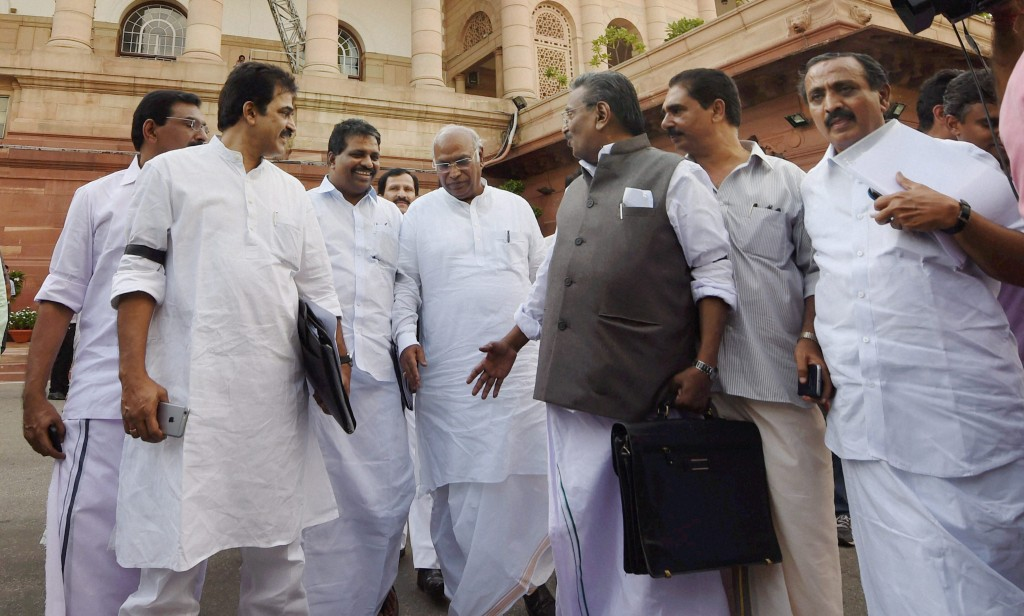 Congress Too Moves No-Confidence Motion in Lok Sabha