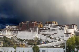Potala Palace, Lhasa. Credit: Michael Rehfeldt