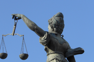 Scales of Justice: Credit: Michael Coghlan, CC 2.0