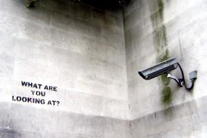 Banksy says hi. Credit: nolifebeforecoffee/Flickr, CC BY 2.0