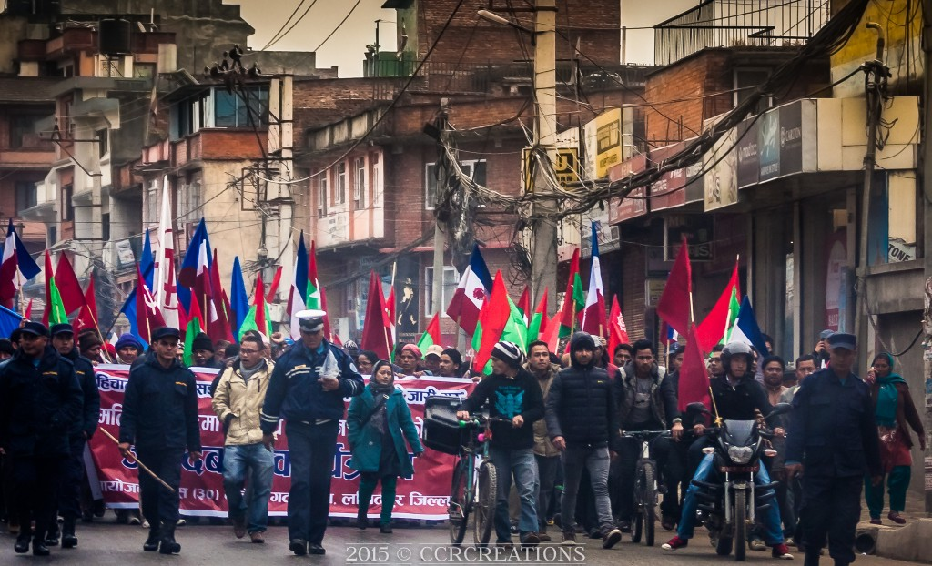 Identity Assertion Strikes Back and Nepal's Leaders Must Take Note of It