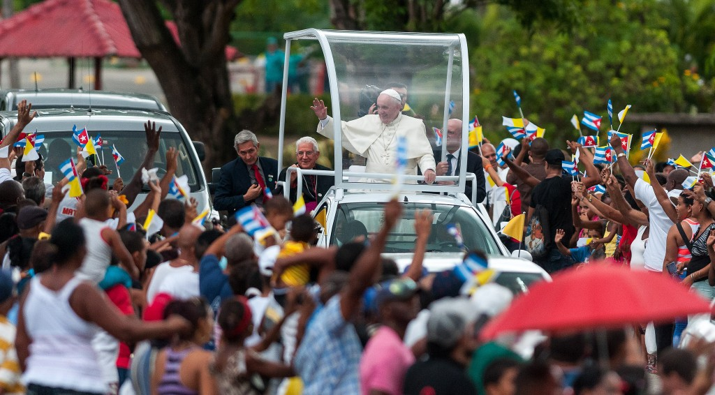 Cuba's Communists See in Catholic Pope an Ally, of Sorts