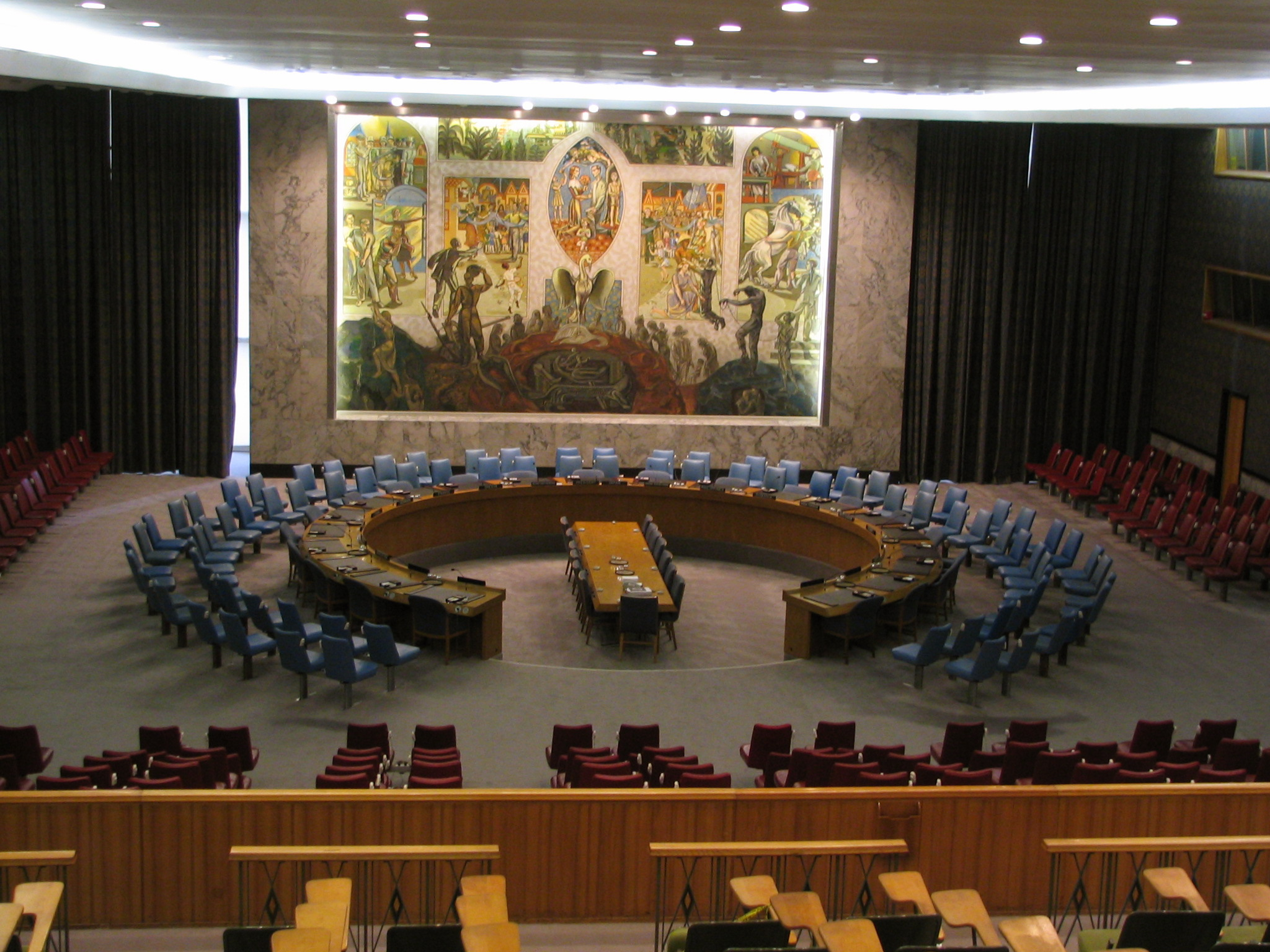 Those Who Beg Do Not Deserve Permanent Membership of the Security Council