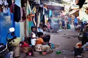 Pallam slum, Chennai. Credit: Jean Pierre Candelier/Flickr NCC BY-NC-ND 2.0