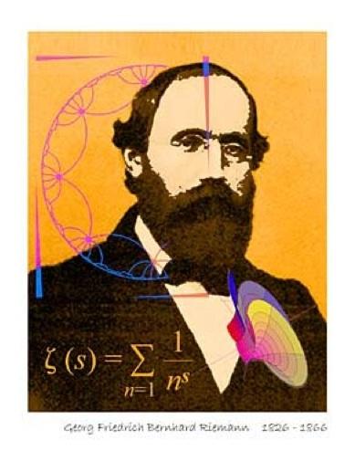 Georg Friedrich Bernhard Riemann. Credit: Amber Case/Flickr, CC 2.0