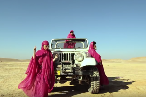 A-WA, the band formed by three sisters is rocking Israel