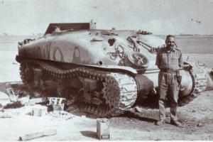 Captured Patton Tank during the 1965 India Pakistan war