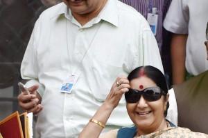 Ravi shankar prasad sushma harsimrat cropped