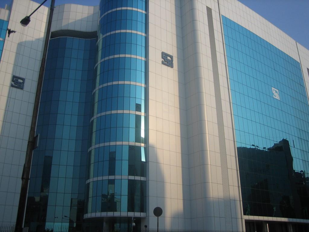 SEBI Bhavan in Mumbai, Maharashtra. Credit Wikimedia Commons