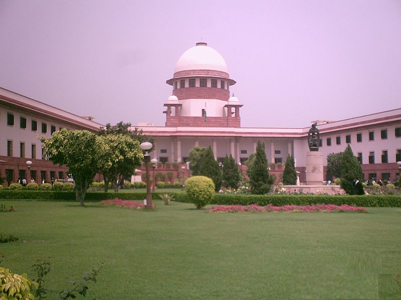 Supreme Court of India (Photo: Legaleagle86)