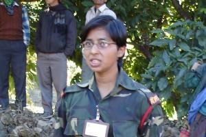 Comrade Asmita. Source: Comrade Asmita