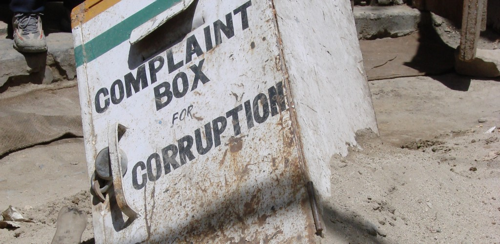How Better Corporate Disclosure Norms Can Help India Fight Corruption