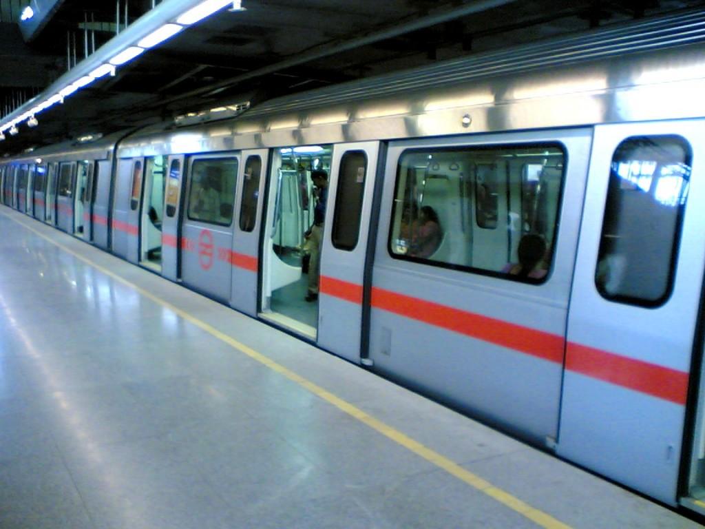 Delhi Metro Put on High Alert After Centre Proposes Resolutions on J&K