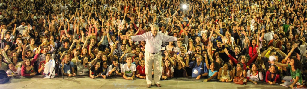 Rock in Rio! How an 80-year-old Rebel is Giving Hope to the Young