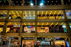 The Forum Value Mall in Whitefields, Bangalore. Credit: Aasif Iqbal J/Flickr CC BY-NC 2.0