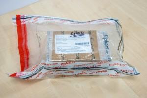 A Flipkart package. Credit: Nadir Hashmi/Flickr CC 2.0