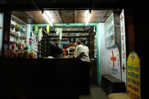 Chemist shop, Ranikhet. Credit: Amit Gupta/Flickr CC BY-NC 2.0