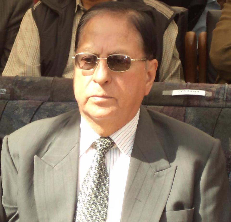 Kashmiri Writer Khayal Returns Sahitya Akademi Award
