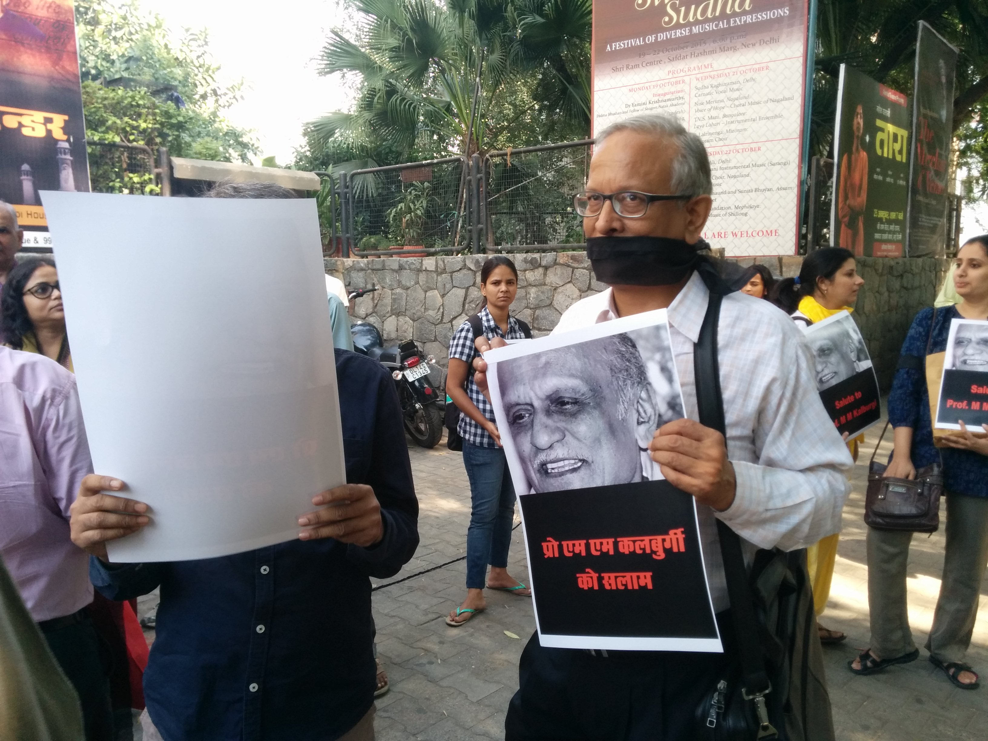Suspect in Gauri Lankesh Killing Confesses to Involvement in Kalburgi Murder