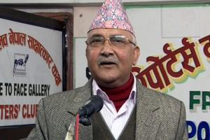 Nepal Prime Minister K.P. Oli. Credit: Krish Dulal/Wikipedia CC BY-SA 3.0