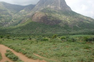 View of the INO site at West Bodi Hills near Madurai. Credit: ino.tifr.res.in