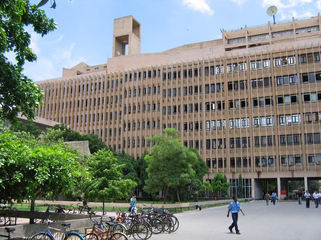 IIT Delhi. Credit: Wikimedia Commons