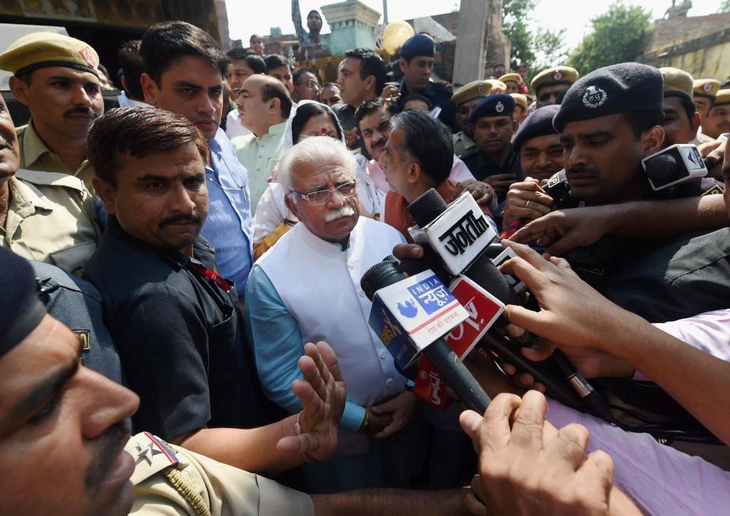 Officer Who Filed FIR Against Haryana CM Khattar Transferred