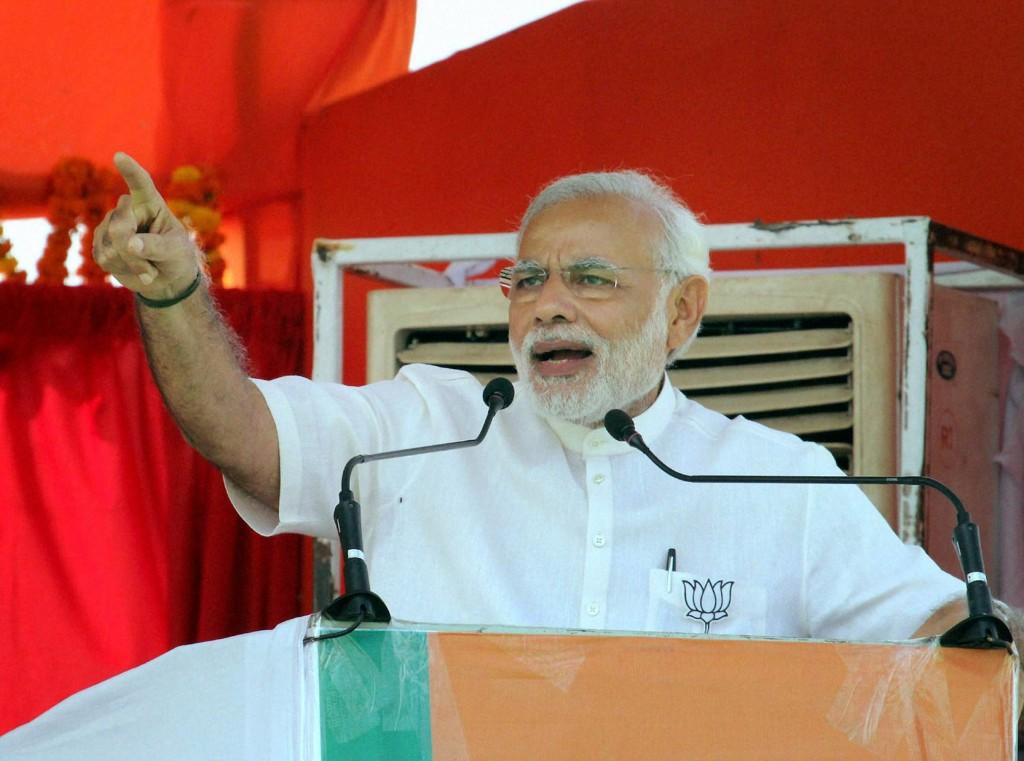 Modi Plays Anti-Muslim Card at Bihar Rally to Woo Dalits, OBCs