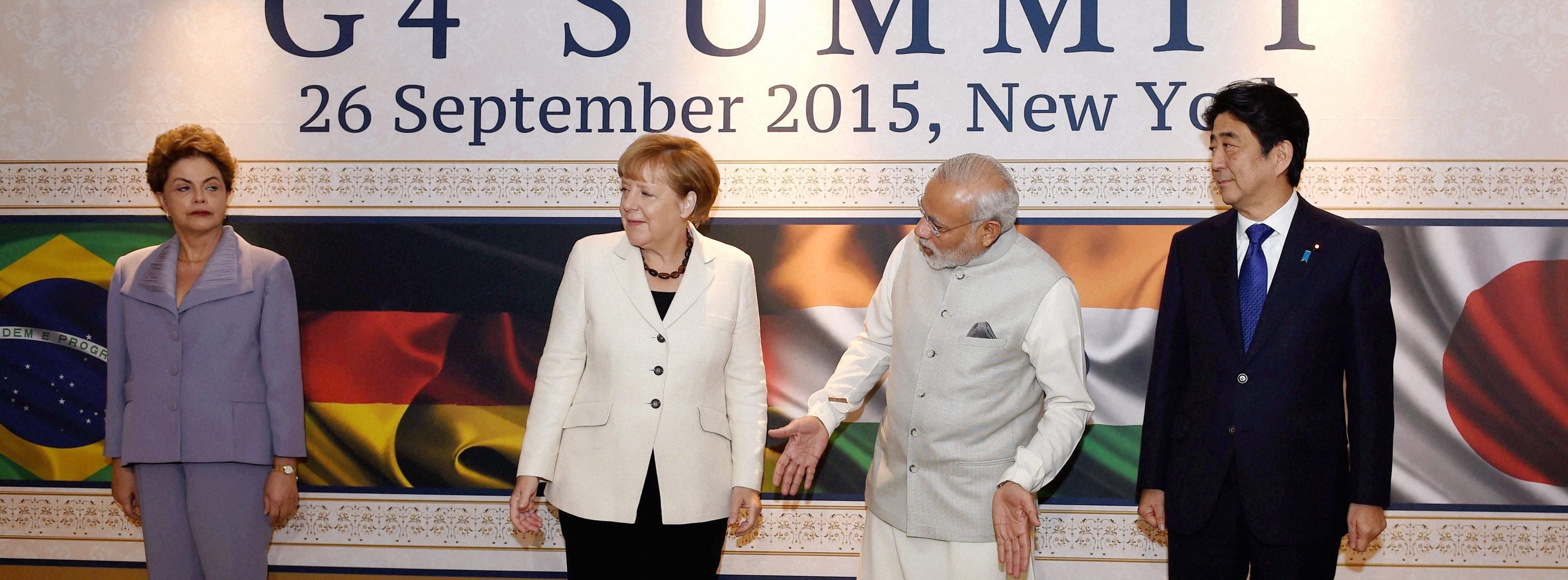 How Modi Should Play the Global Game of Thrones
