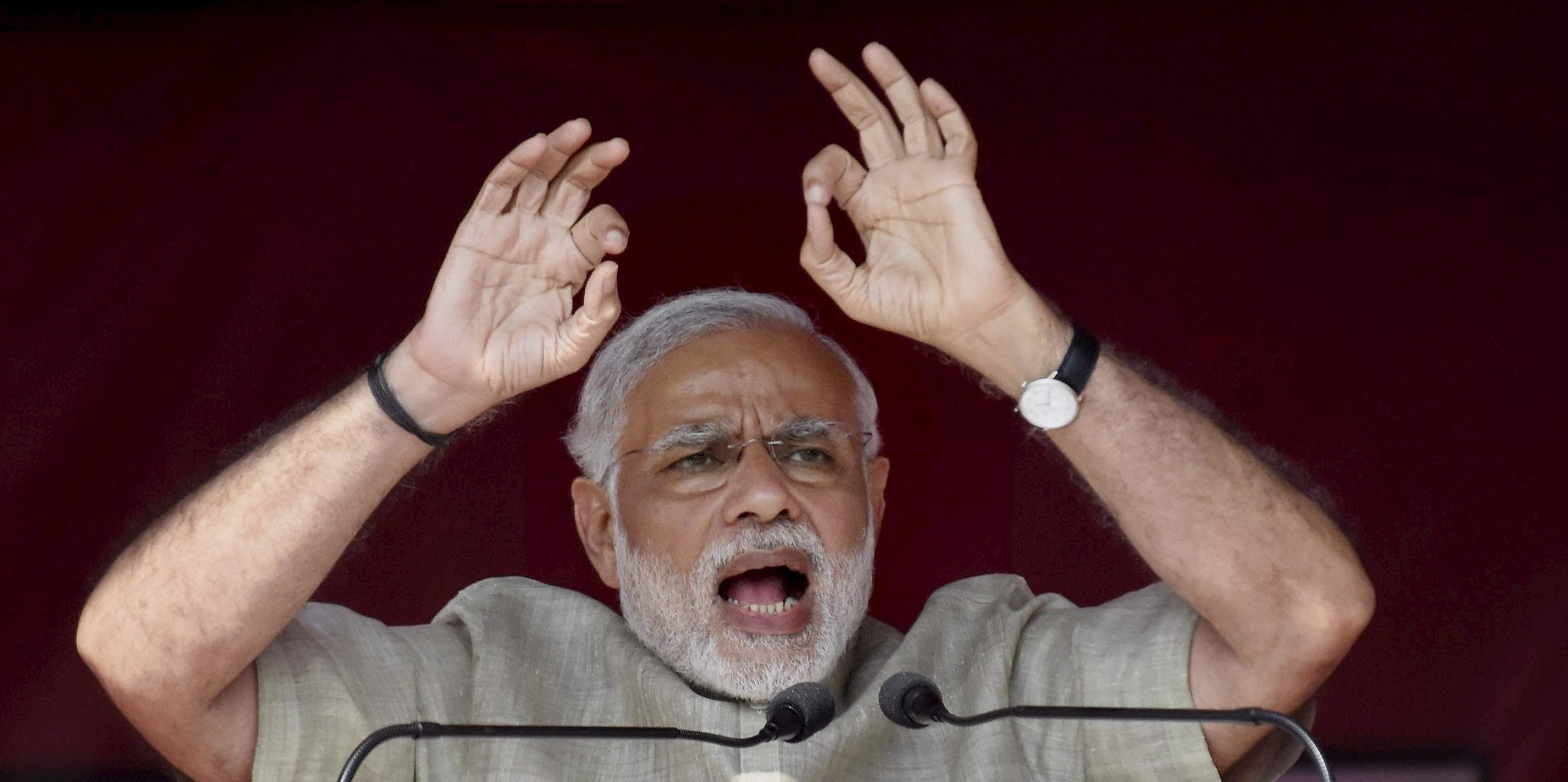 Two Degrees of Separation: The Controversy Over Modi's Educational Qualifications Explained