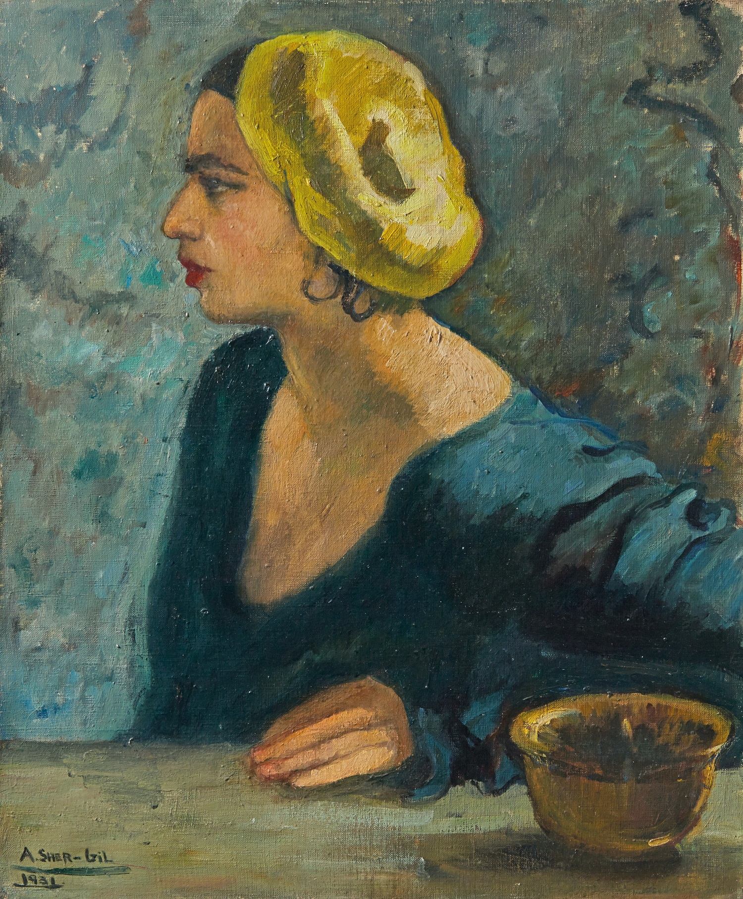 Amrita Sher Gil Continues To Shine In Auctions Of Indian