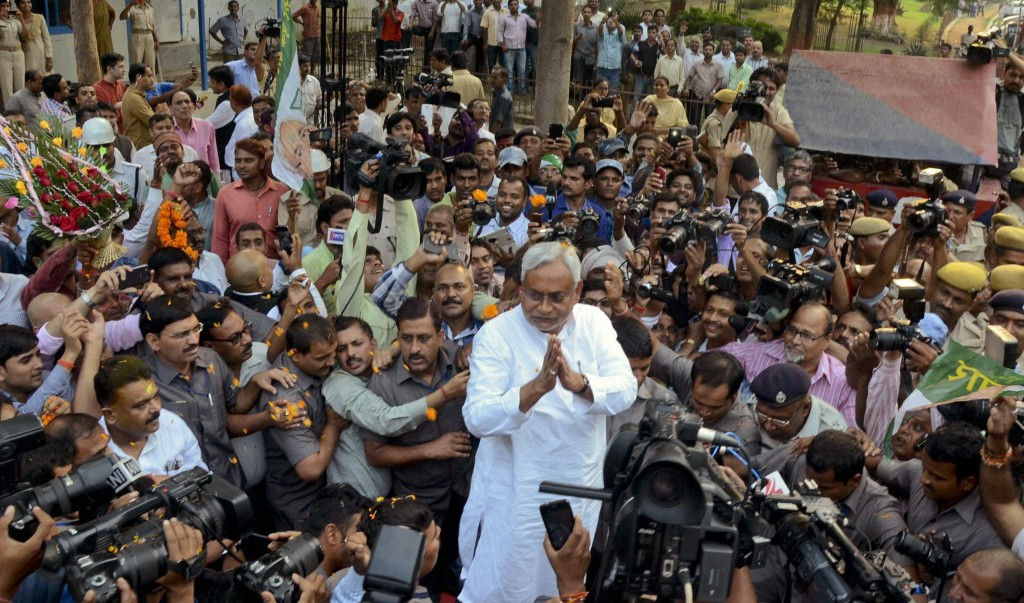 Despite BJP Efforts, Bihar's Election isn't Revolving Around Discourse of 'Corruption'