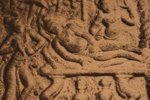 Doddahundi Nishidhi memorial stone