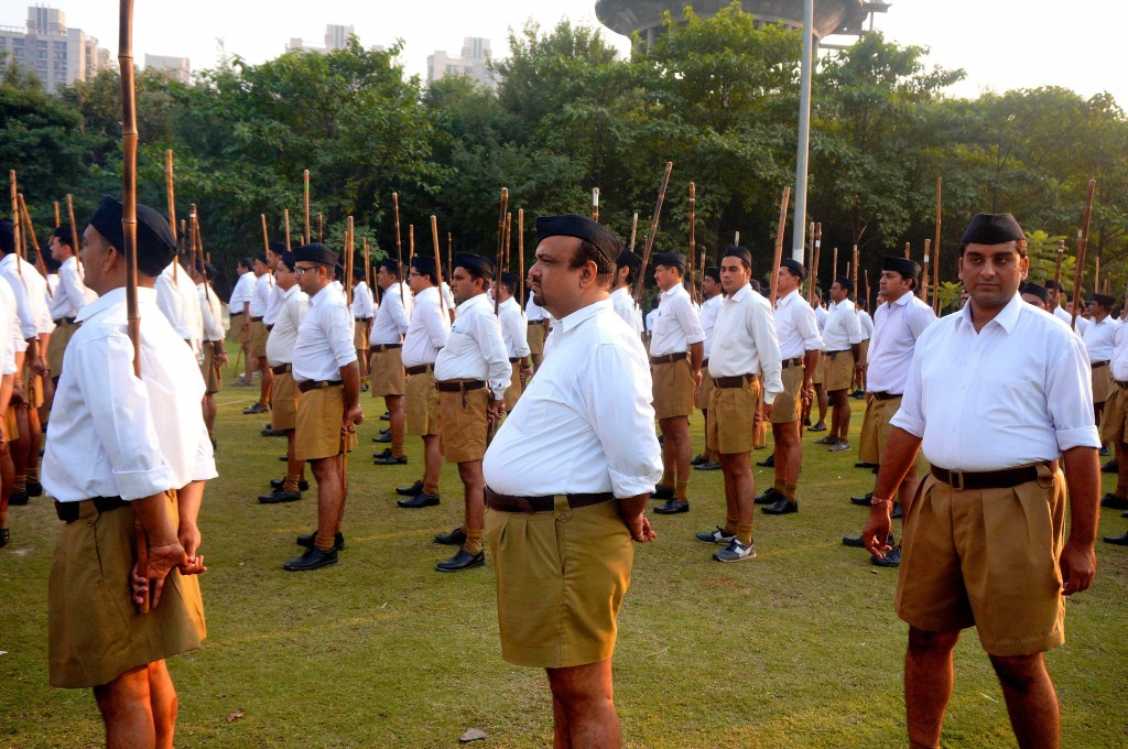 History Shows How Patriotic the RSS Really Is
