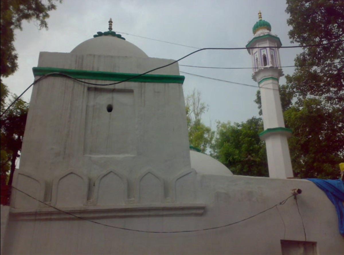 The shrine of Ghazi Miyan, Bahraich. Credit: Vipin Patel/YouTube