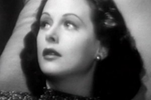 Hollywood actor Hedy Lamarr. Credit: Wikimedia Commons
