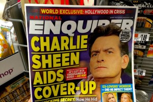 Shocking secret? How the tabloids saw it. Mike Mozart/flickr, CC BY 2.0