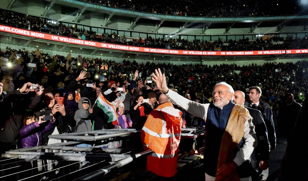Modi Bowled Them Over, But they are Fans and Not Citizens
