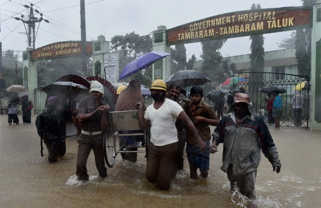 Be Warned, Urban Floods are Here to Stay