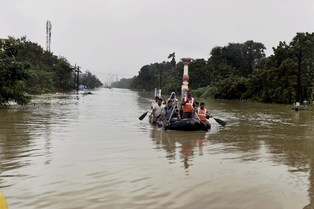 As Chennai Flooded, Officials Fiddled