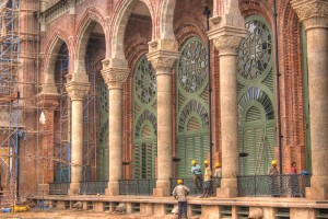 Renovation work at Madras University. Credit: Andrew Hux/Flickr CC BY-NC-ND 2.0