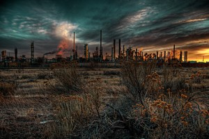 An industrial wasteland. Credit: cultr/Flickr, CC BY 2.0
