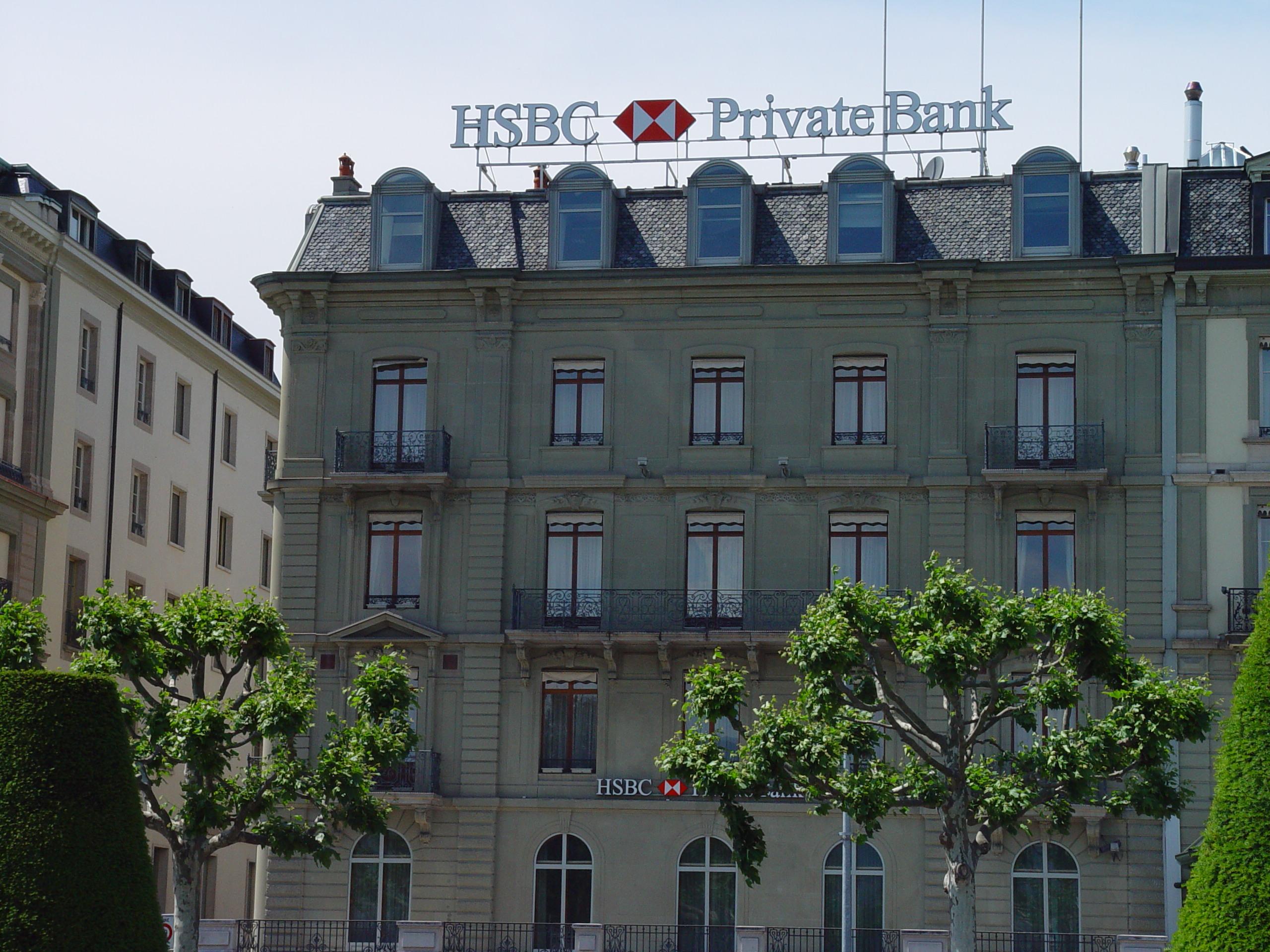 HSBC Private Bank, Geneva. Credit: Beat Strasser/Flickr CC BY-SA 2.0