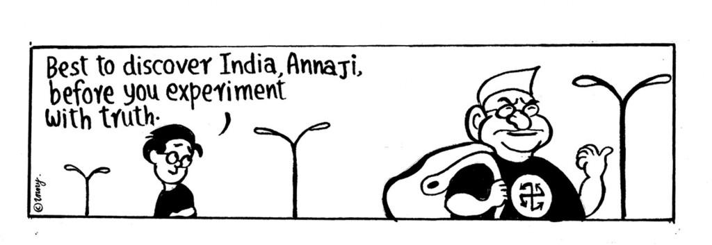 Anna's Politics