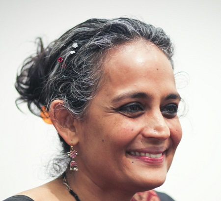 Arundhati Roy. Credit: Wikimedia Commons