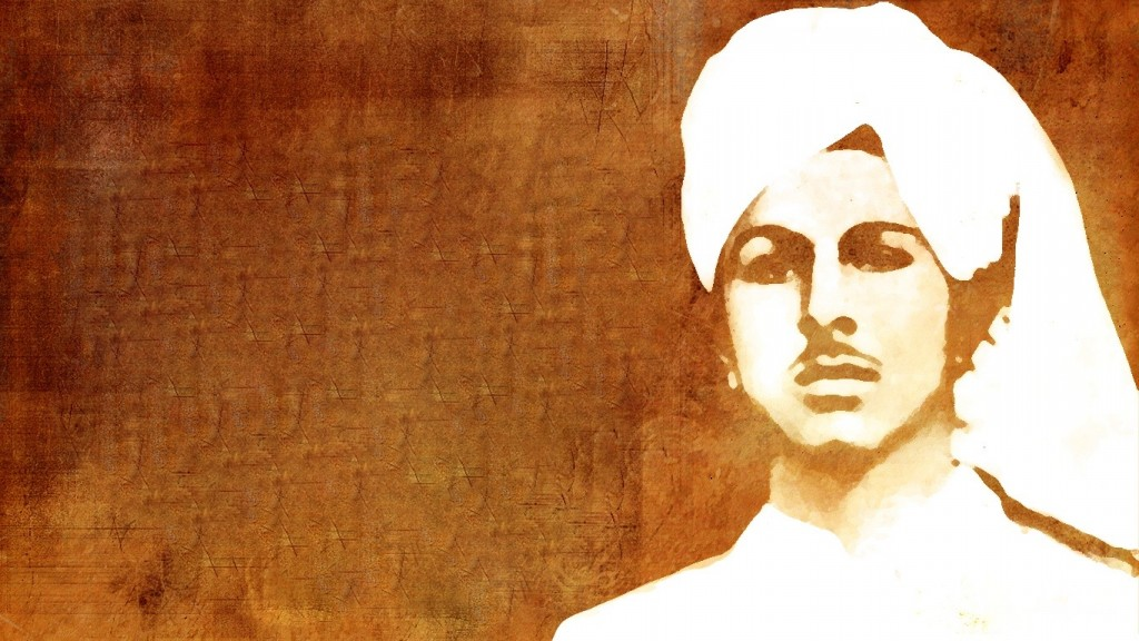 How the BJP Chose an RSS Pracharak Over Shaheed Bhagat Singh