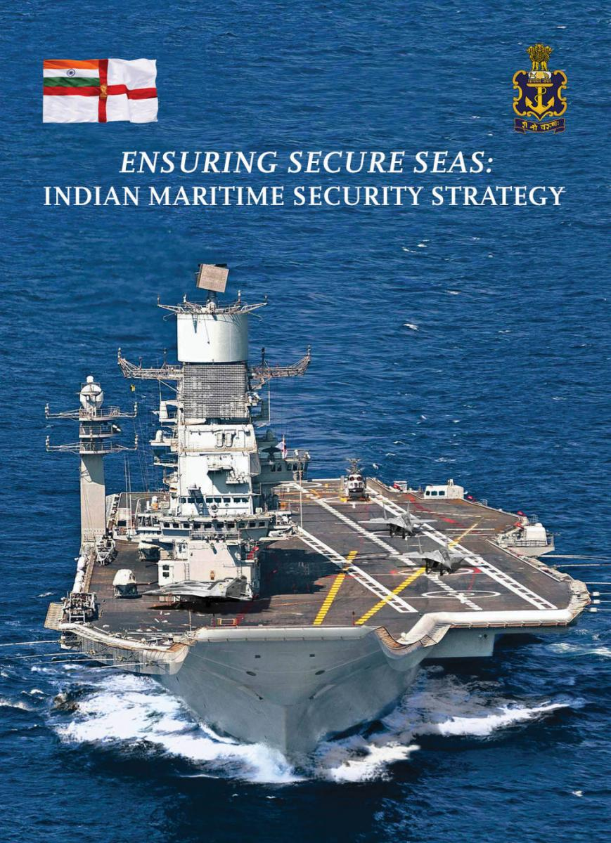 Cover_page_of_-Ensuring_Secure_Seas_-_Indian_Maritime_Security_Strategy-