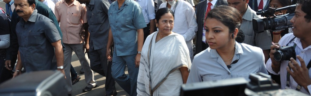 Olive Branches in Hand, Mamata Banerjee Prepares For 2016 Elections