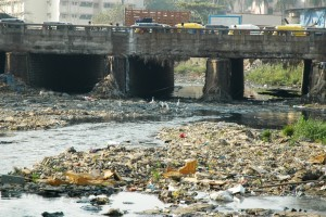 File photo of Oshiwara river, Mumbai. Source: Wikipedia